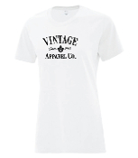 VINTAGE APPAREL CO WOMEN'S T SHIRT