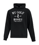 MY GOLF HOODY