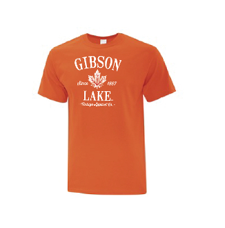 GIBSON LAKE T SHIRT LADIES